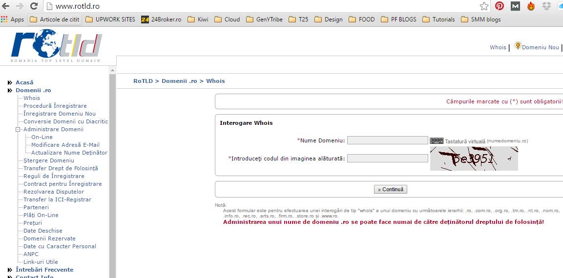 verificare_domeniu
